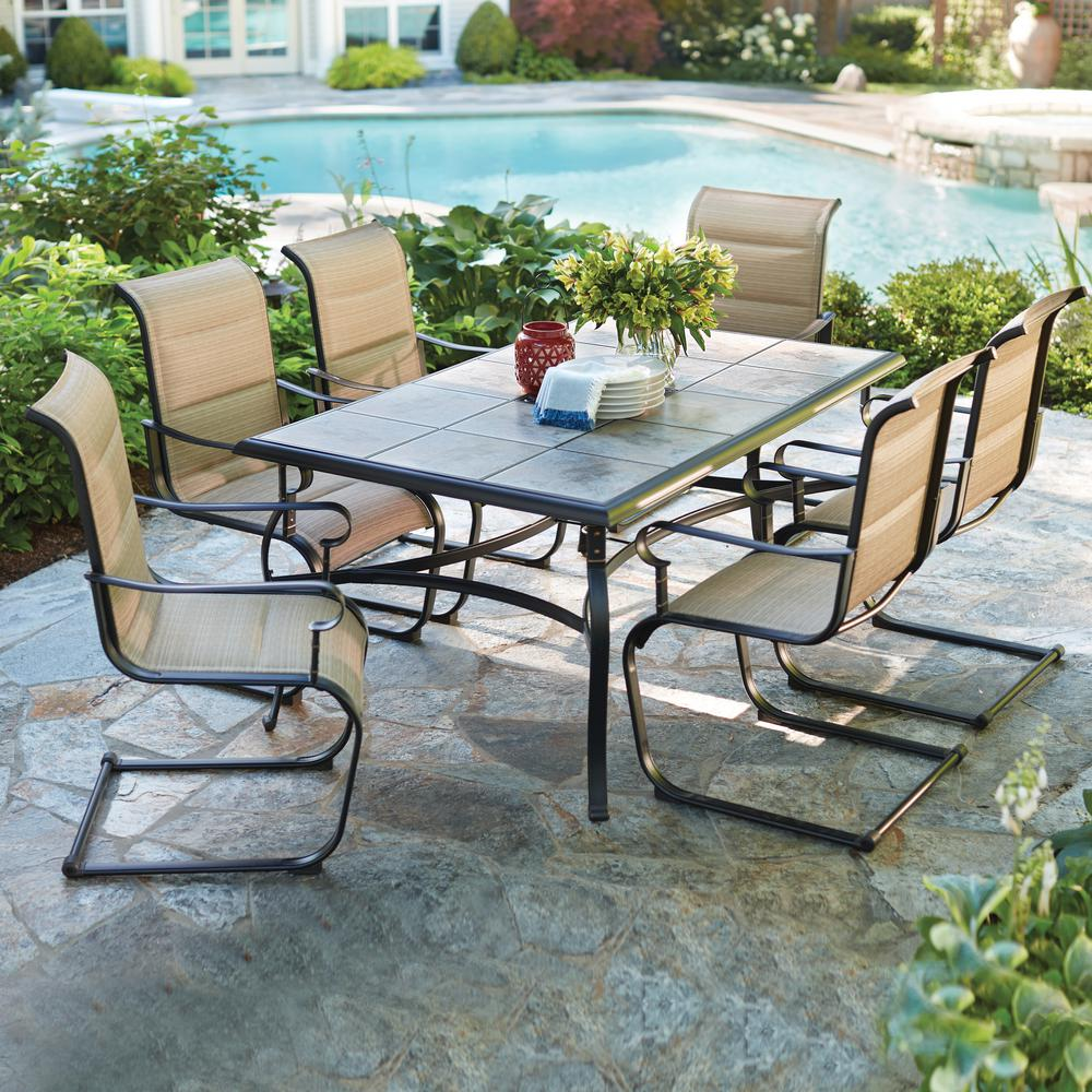 Hampton bay outdoor furniture  46
