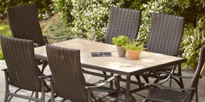 Give Awesome Looks To Your Patio With Hampton Bay Patio