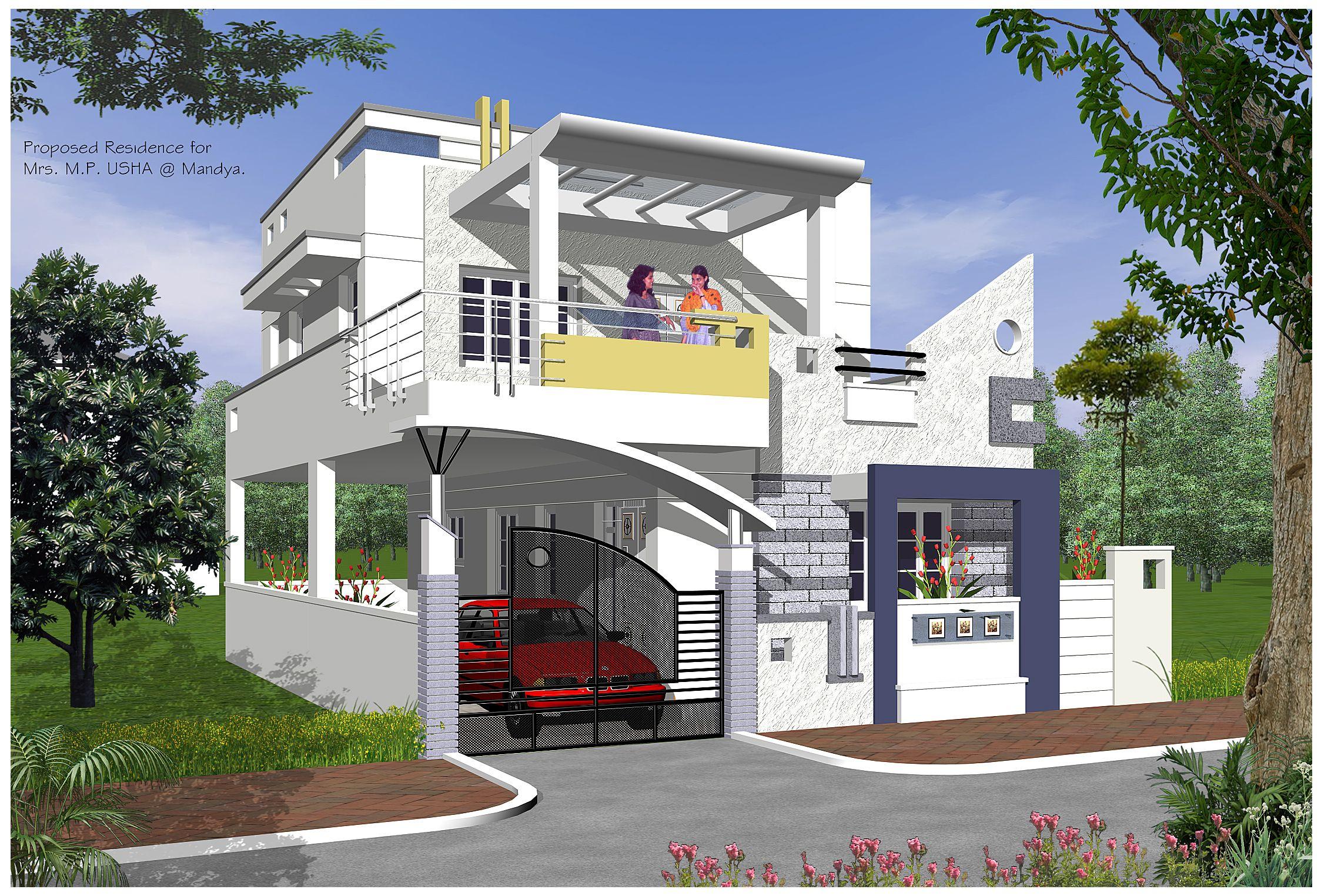 home exterior design  94