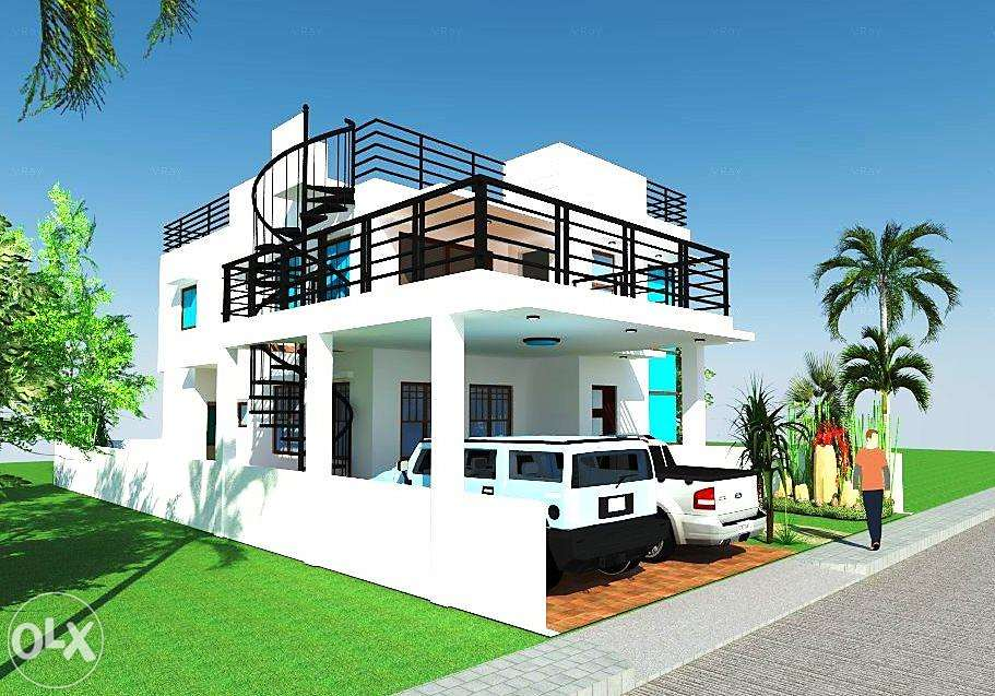house roof design  90