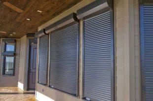 Hurricane shutters  24