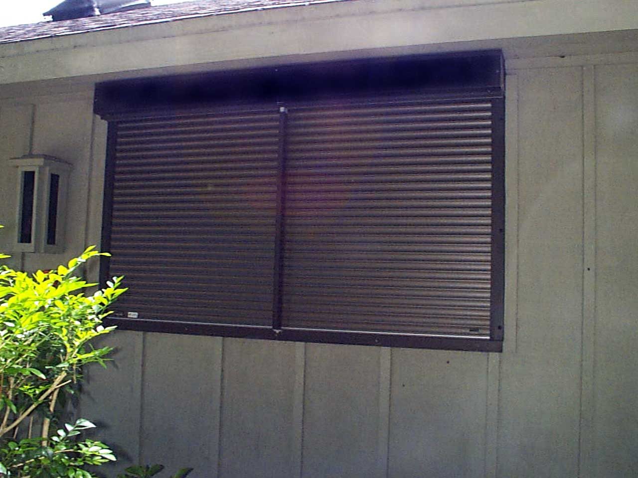 Hurricane shutters  53