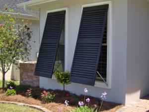 Hurricane shutters  76