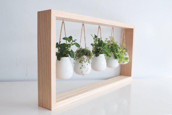indoor herb garden 16