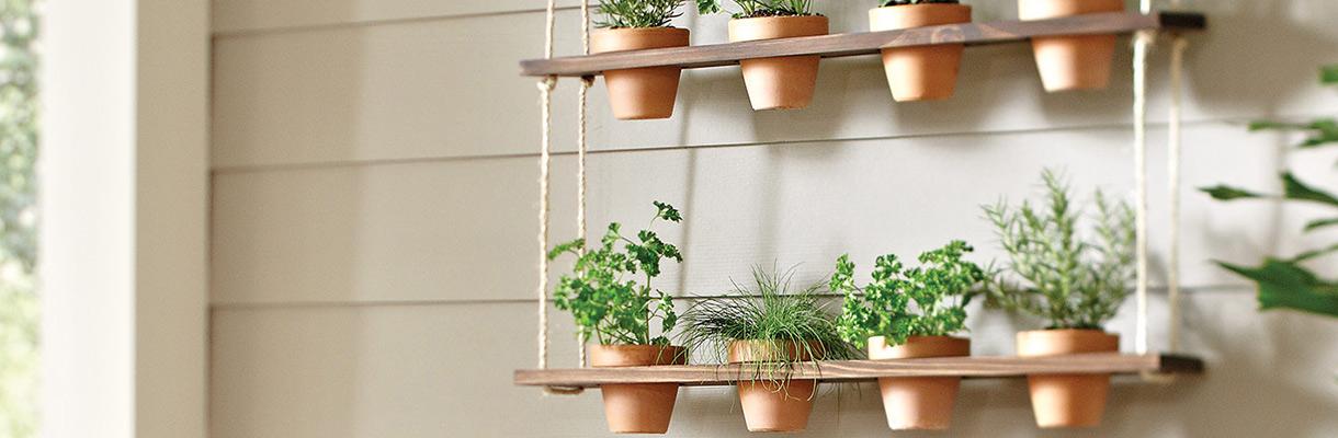 indoor herb garden  23