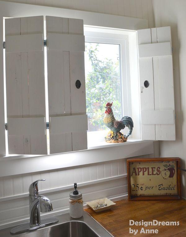 Design your home with indoor window shutter