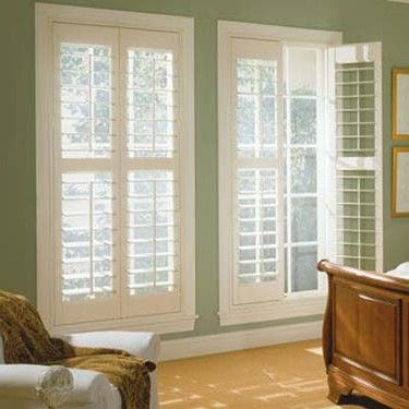 Interior window shutters  45