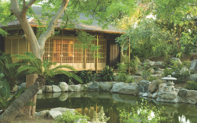 Style your garden in a Japanese garden designs