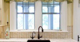 Kitchen window treatments  58