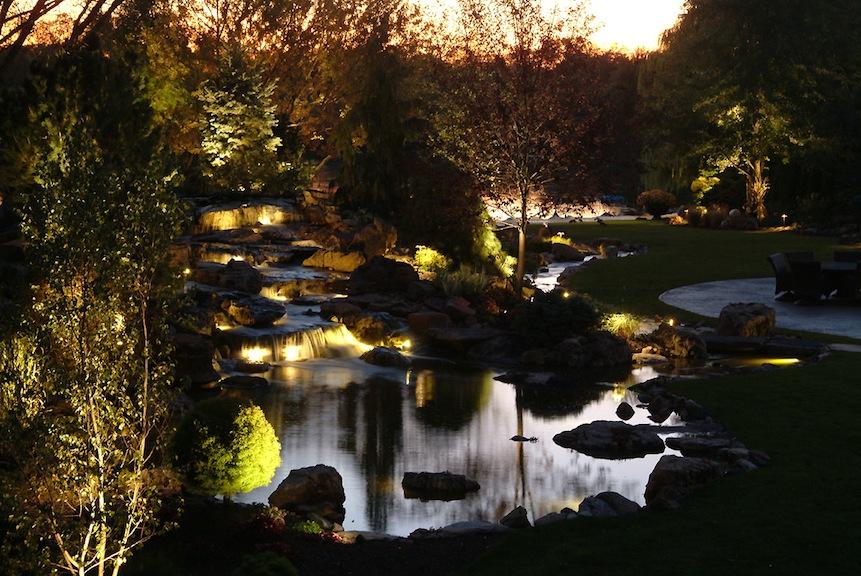 landscaping lighting design  43