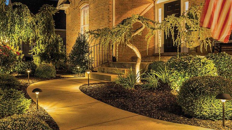 Landscaping lights  92