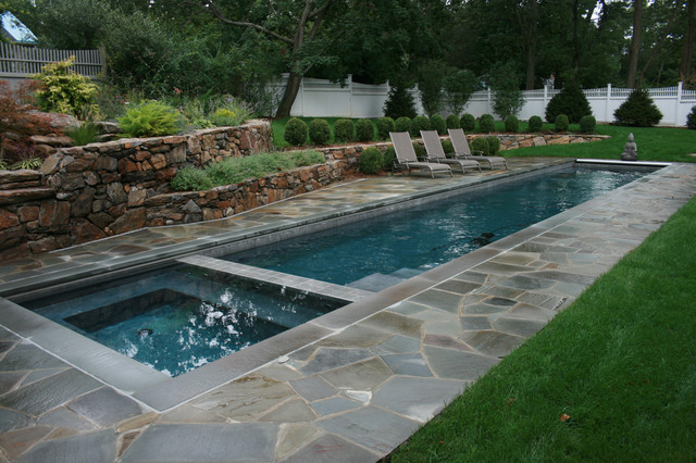 Lap Pools to stay fit