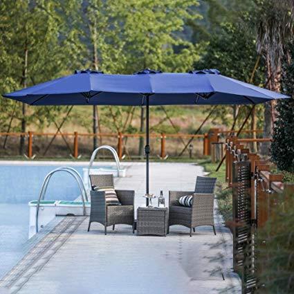 Large patio umbrellas  40