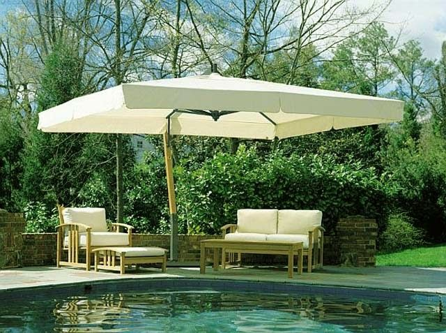 Large patio umbrellas  91