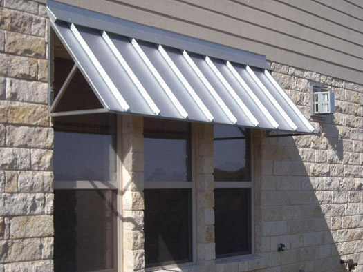 Metal Awnings  49