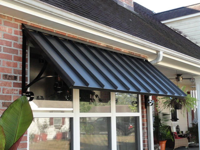 Metal Awnings  84