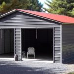 Protect your vehichle with metal garages
