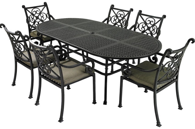 Metal patio furniture  93