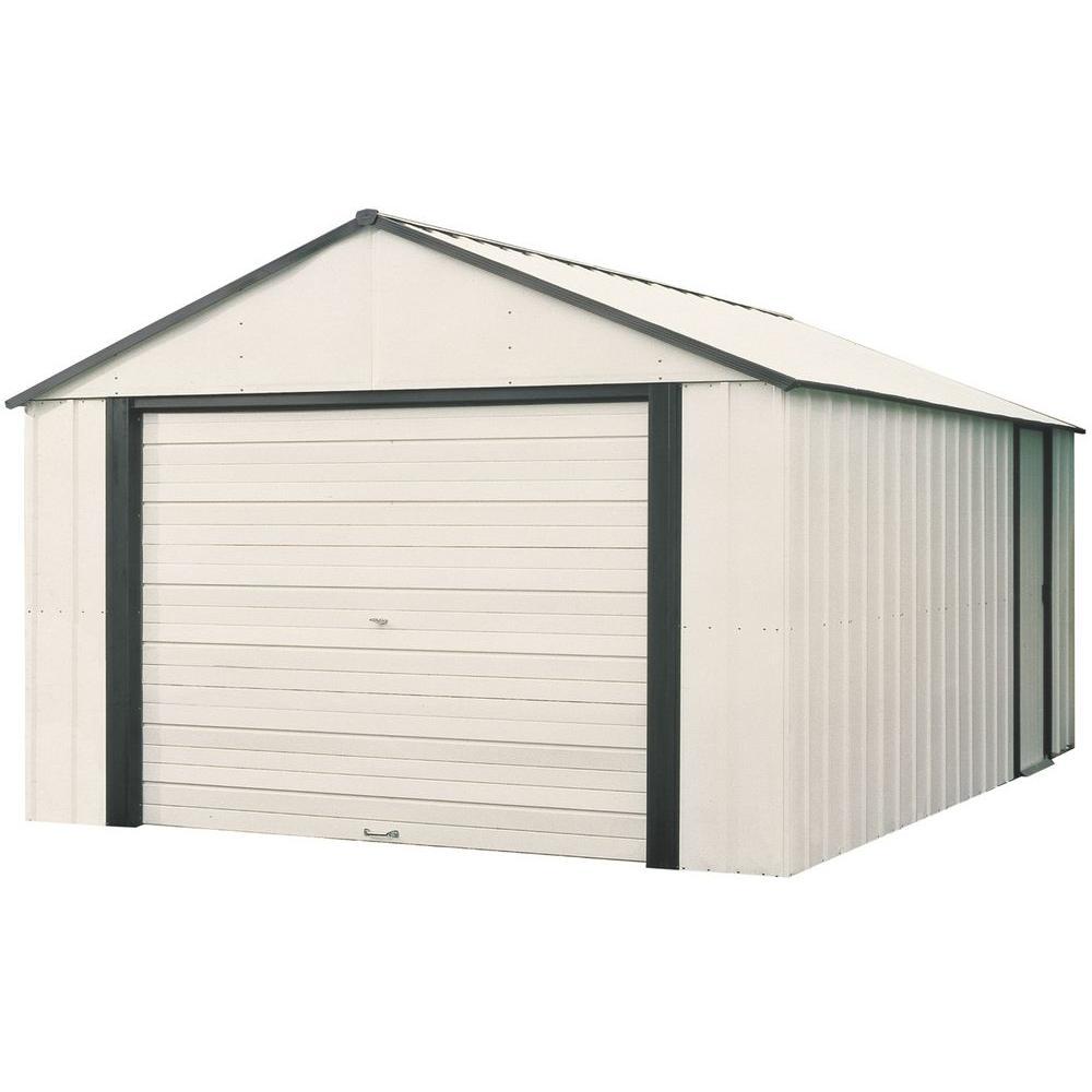 Metal Storage Building 22