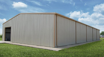 Metal Storage Building  25
