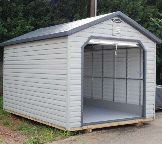 Metal Storage Building  48