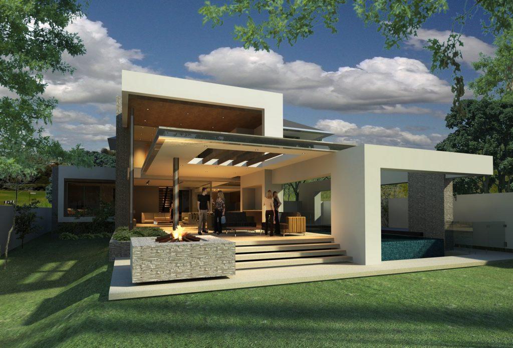 Modern home designs  45
