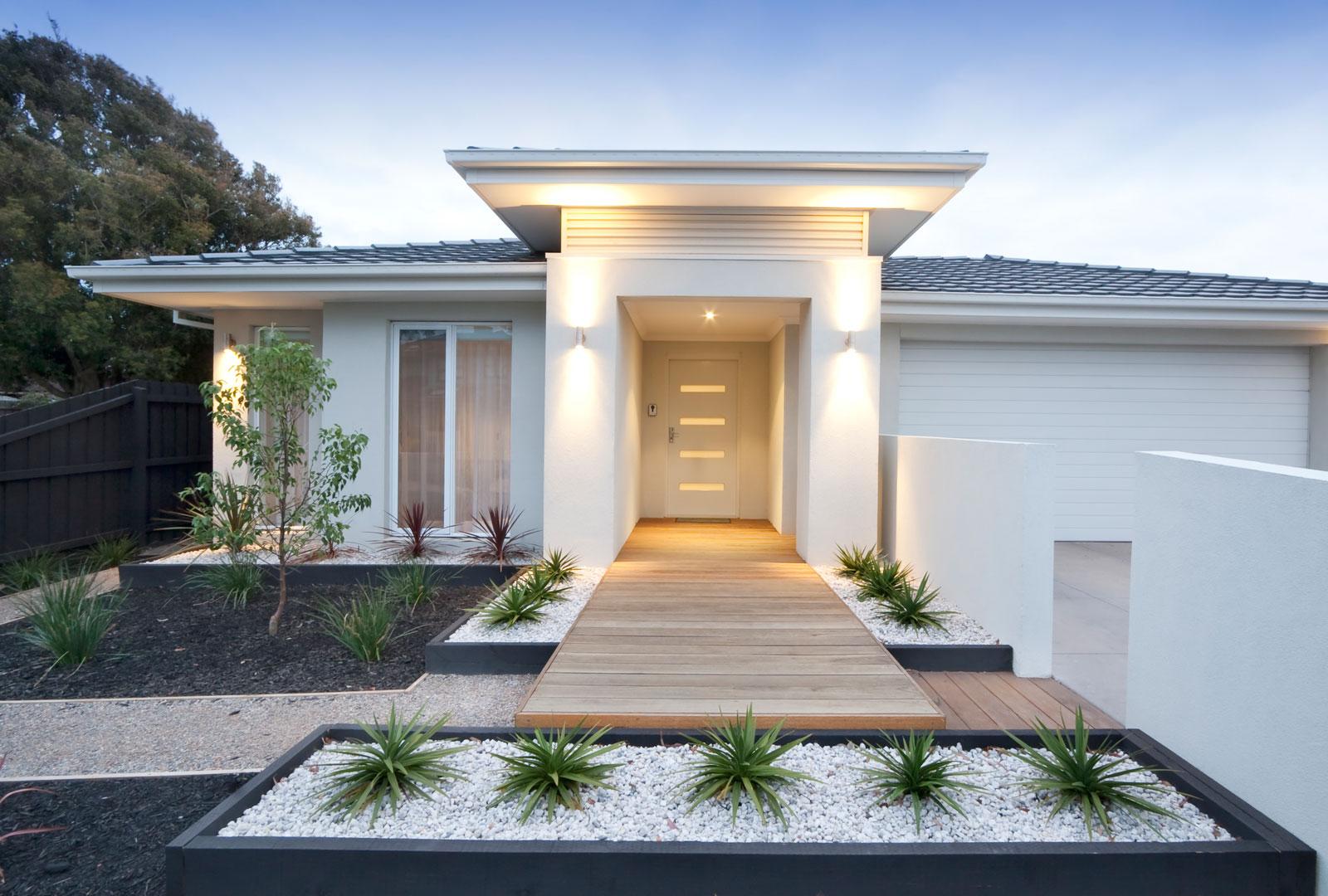 modern landscaping  32