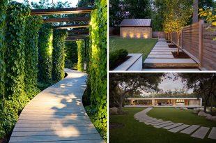 modern landscaping  91