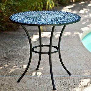 mosaic garden table  85