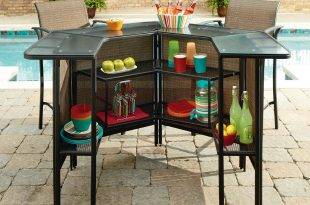 outdoor bar set  73