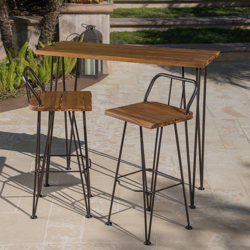 Outdoor Bar sets  01