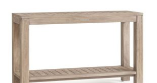 Outdoor console tables  43