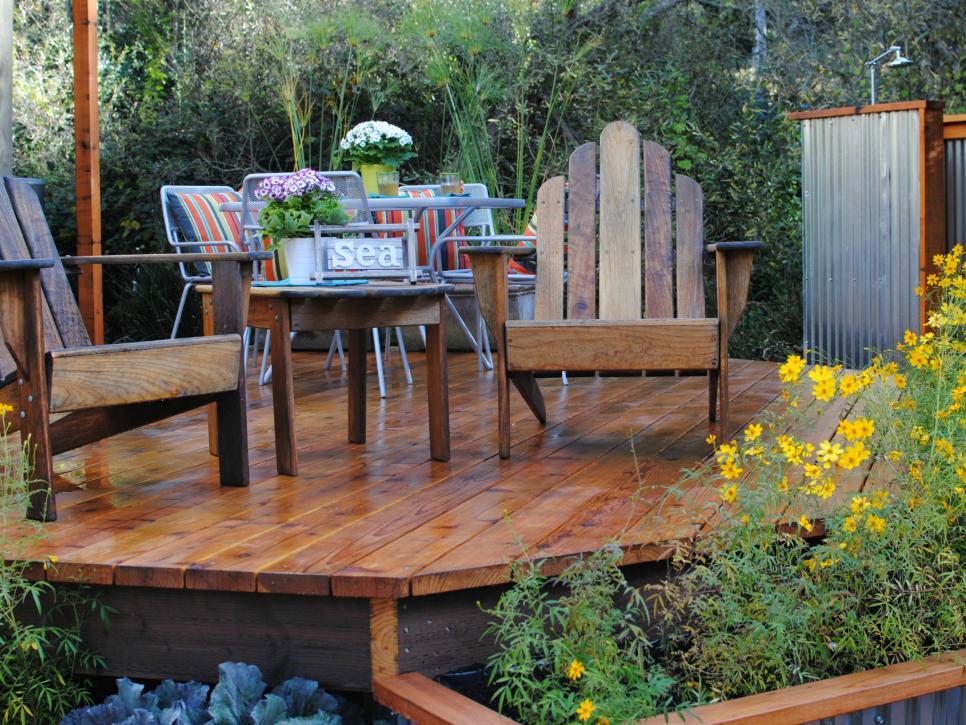 outdoor decks  23