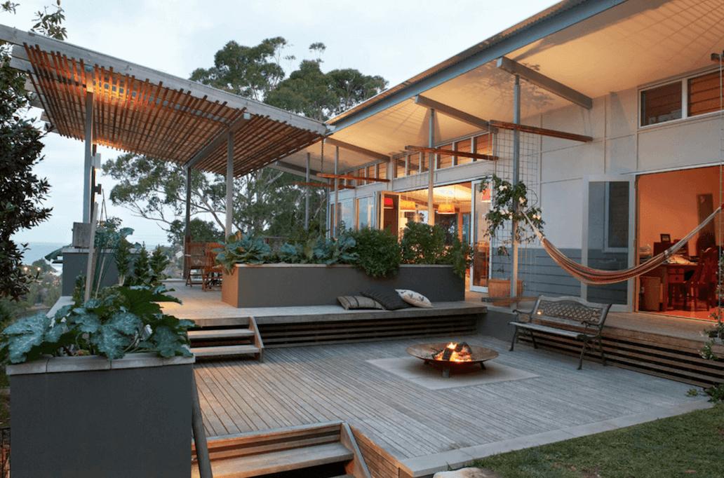 outdoor decks  73