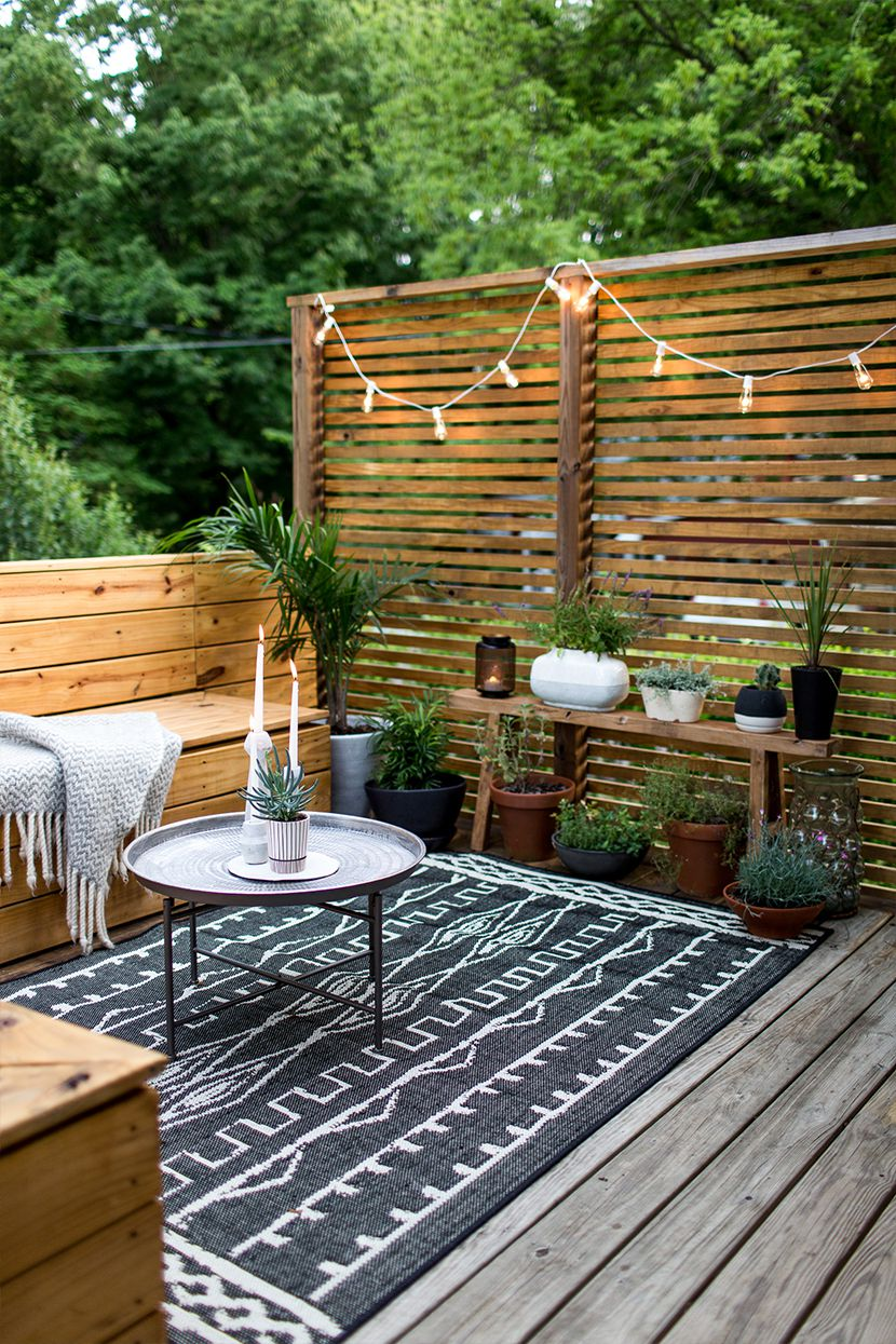 Importance of outdoor decks