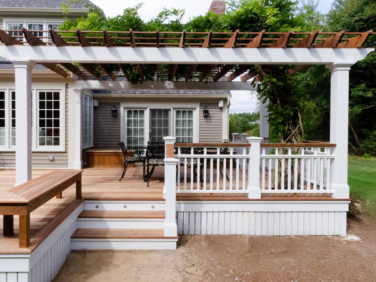 outdoor decks  82