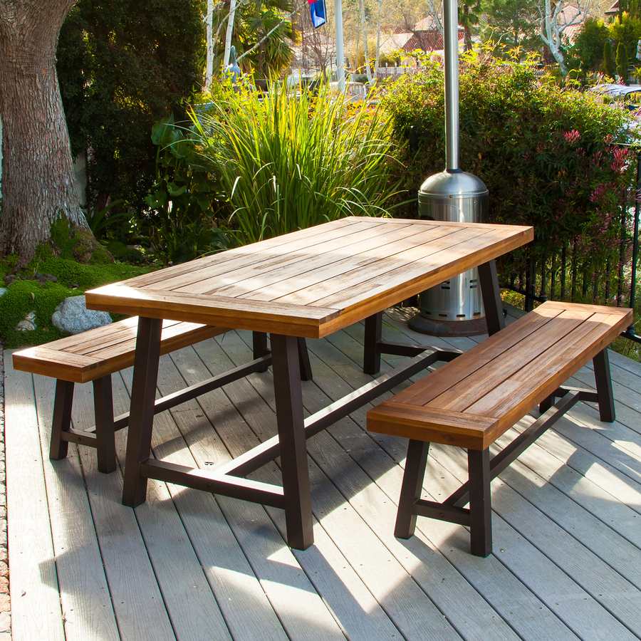 Choose fabulous outdoor dining furniture and create excellent spot to eat