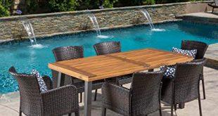 Outdoor dining set 12