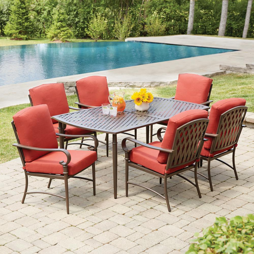 Outdoor dining set 49