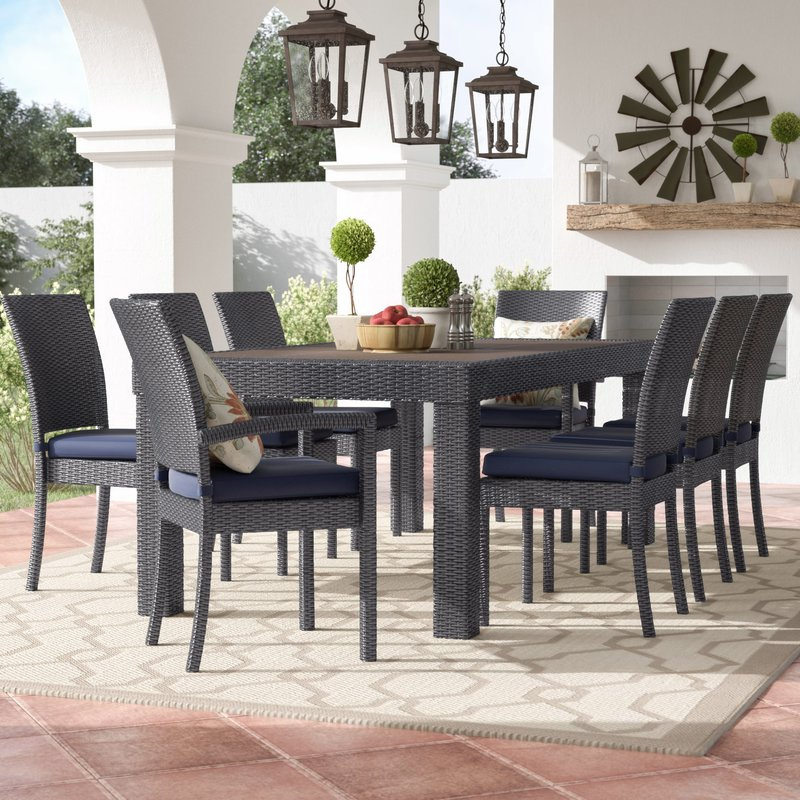 Outdoor dining set  65