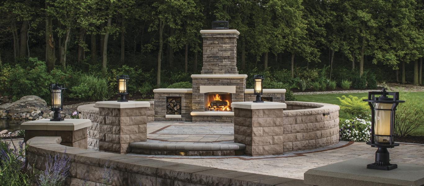 outdoor fireplace  20