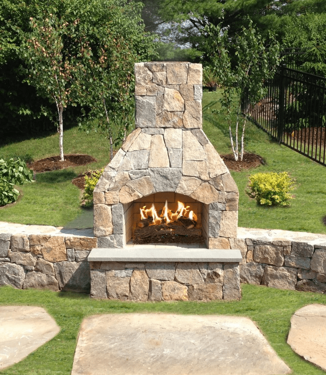 outdoor fireplace  30