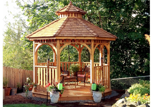 outdoor gazebos  11