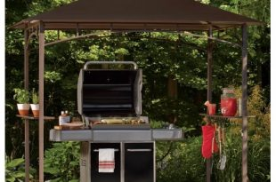 outdoor grill gazebo  24