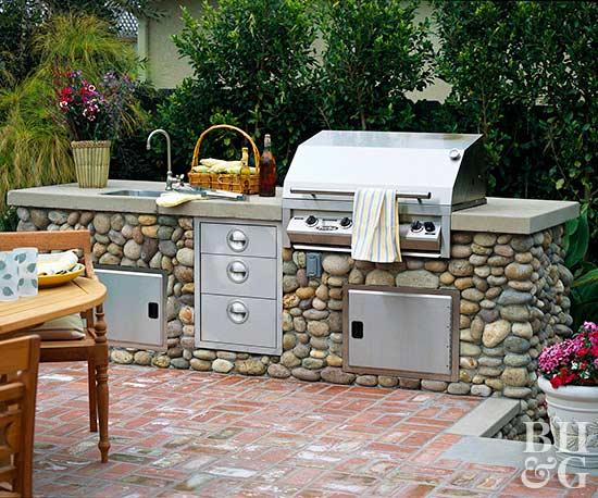outdoor kitchen design  97