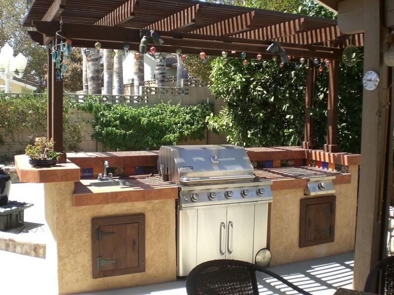 Outdoor kitchen designs  60