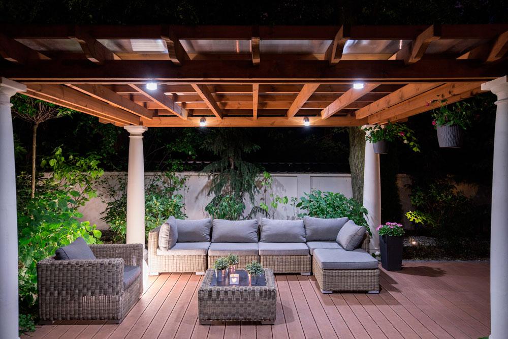 Get elegant outdoor lighting ideas for your garden
