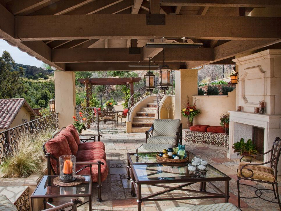 outdoor living spaces  21