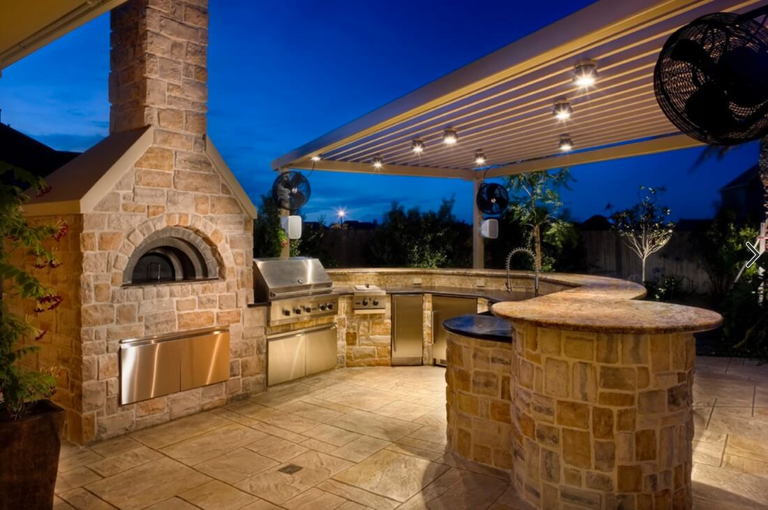 outdoor living spaces  76