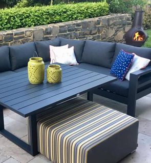 Make Your Outdoor Lounges Attractive And Elegant Carehomedecor
